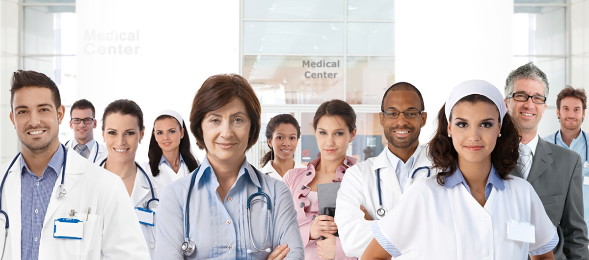 Center for Healthcare Professionals