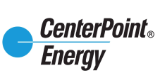 logo with words, center point energy