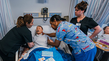 Licensed Vocational Nursing (LVN)