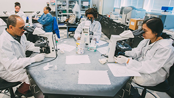 Medical Laboratory Technician